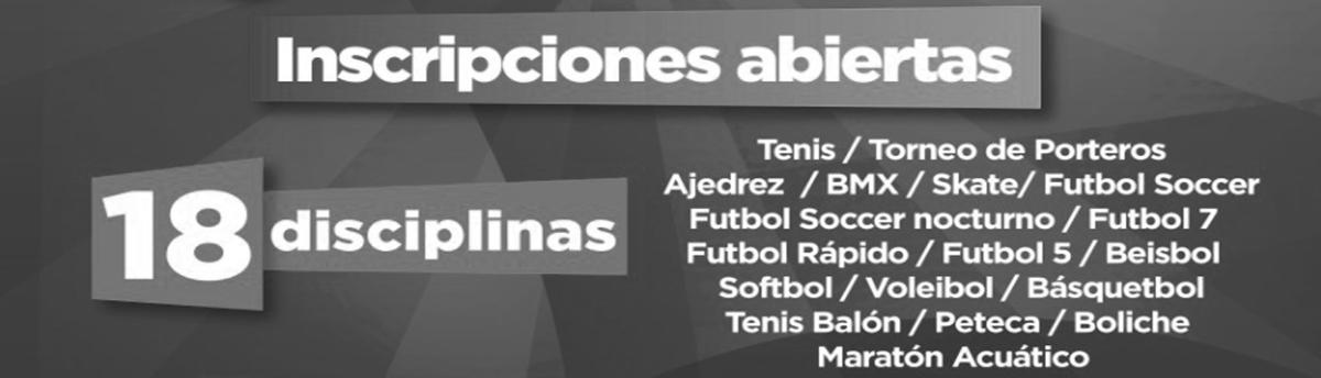 Copa Ags 2021 - Inscripciones abiertas